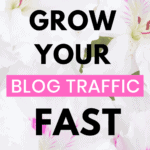Image How to Grow Blog Traffic Fast