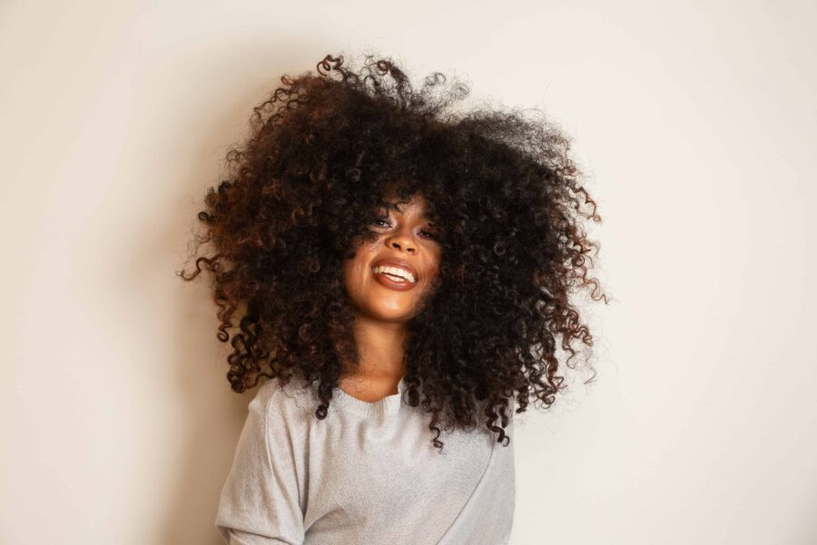 How to Get Natural Shiny Hair